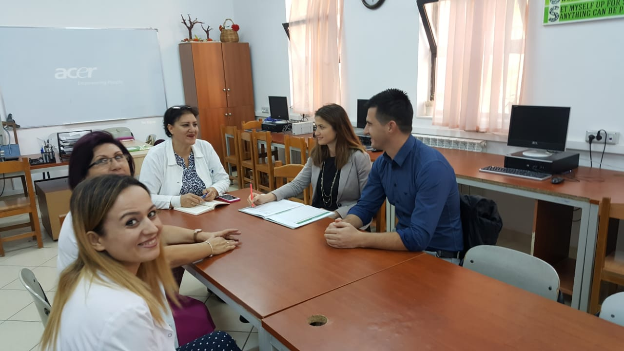 Meeting with the energy group of Elbasan city