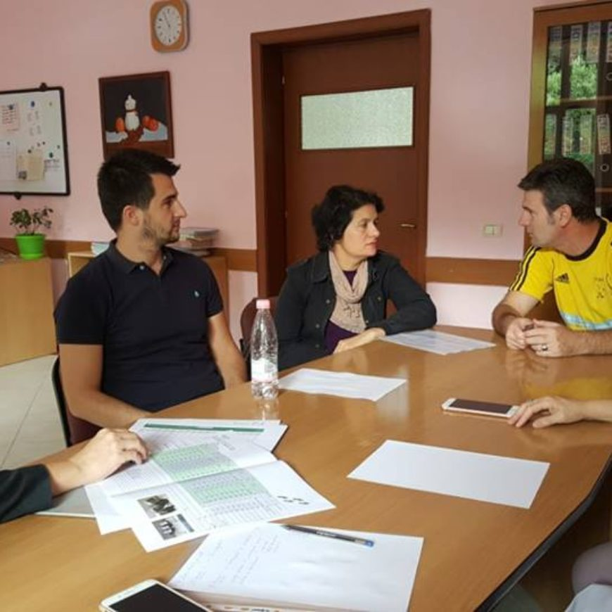 "MEETING WITH THE ""EMIN DURAKU"" ENERGY GROUP"
